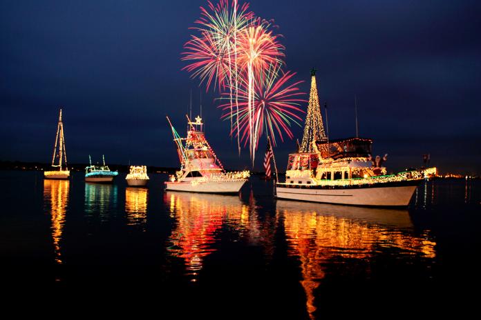 Os barcos com as melhores decorações natalinas irão receber prêmios (Foto: Pixabay)