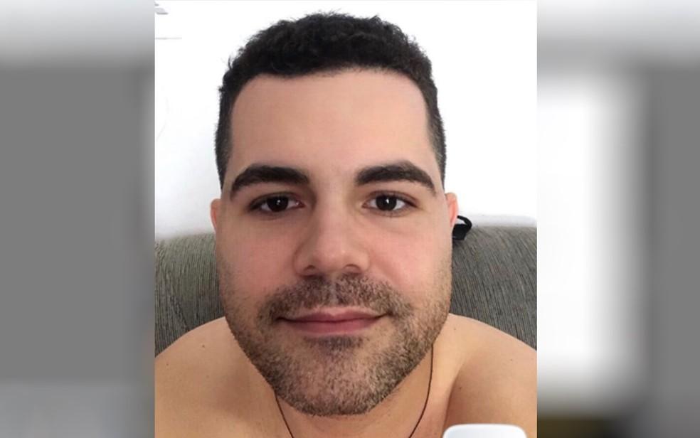 Diogo Fernandes era administrador de empresas, tinha 36 anos (foto: instagram)