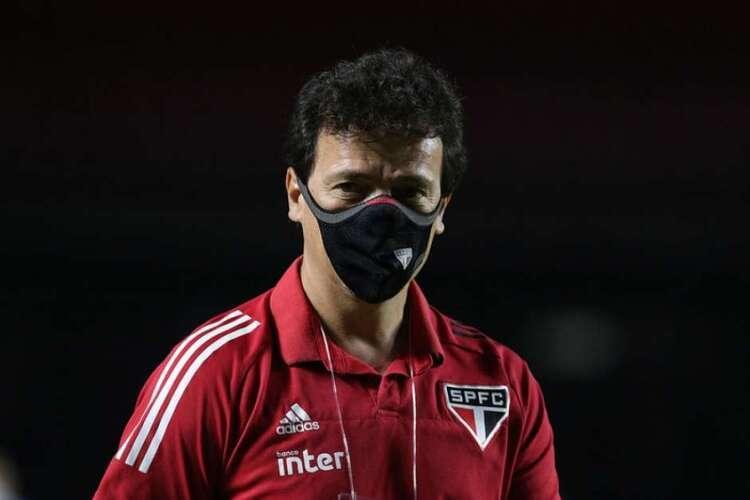 Fernando Diniz, antes tão contestado, pode conseguir o primeiro título da Copa do Brasil para o São Paulo (Foto: SPFC.NET)