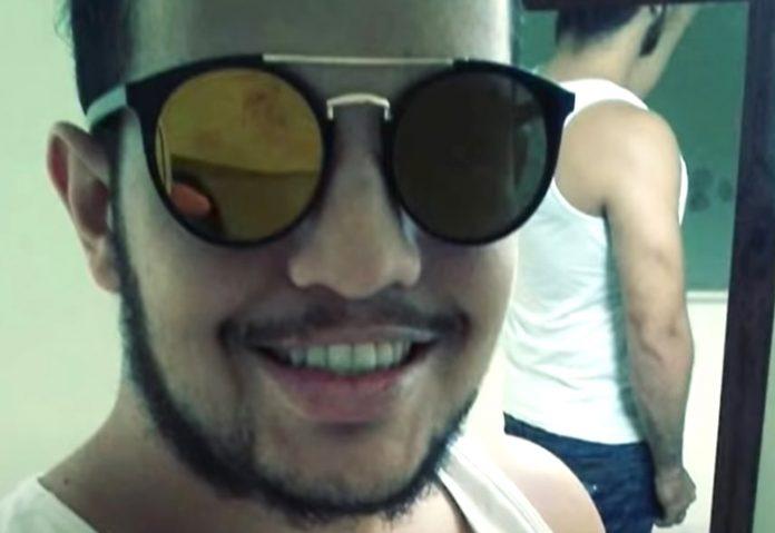 O professor de artes marciais Maycon Éder, 26 (foto: reprodução FB)