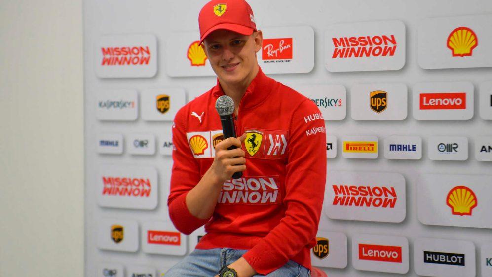 Mick Schumacher, filho de Michael, tem a responsabilidade de manter a tradição da família na Fórmula 1, após sua contratação para a temporada 2021 (Foto: Hass Team)