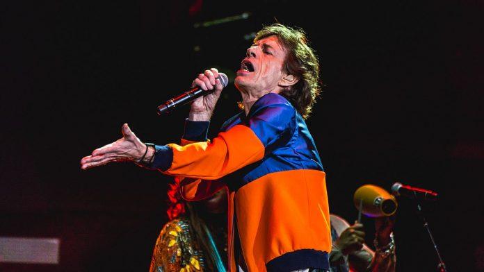 O líder da banda Rolling Stones, Mick Jagger (Foto: Wikimedia/Raph_PH)