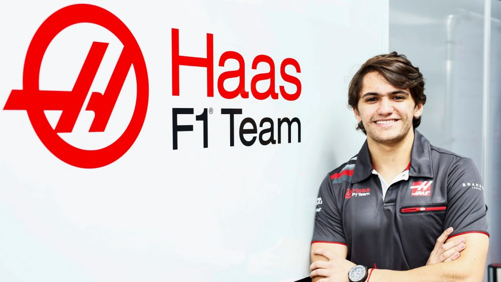 Pietro Fittipaldi substitui Roman Grosjean no Grande Prêmio de Sakhir (Foto: Hass Team)