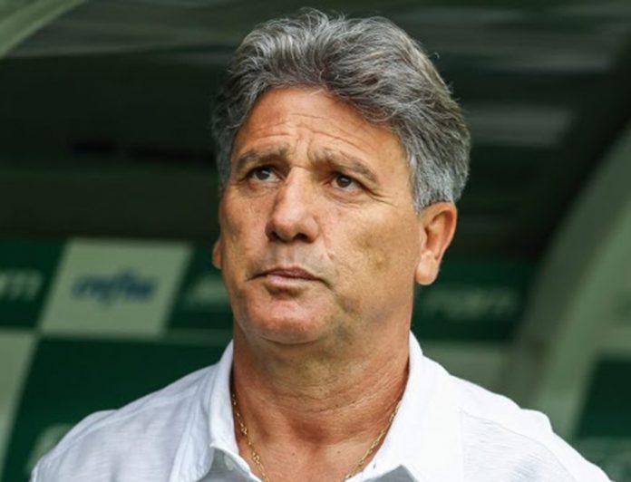 Renato Portaluppi do Grêmio é o técnico mais longevo do futebol brasileiro (Foto: radiogrenal.com.br)