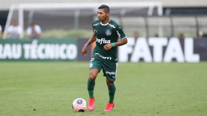Rony vem sendo um dos principais destaques do Palmeiras na Copa Libertadores da América (Foto: Cesar Grecco/PalmeirasOnline)