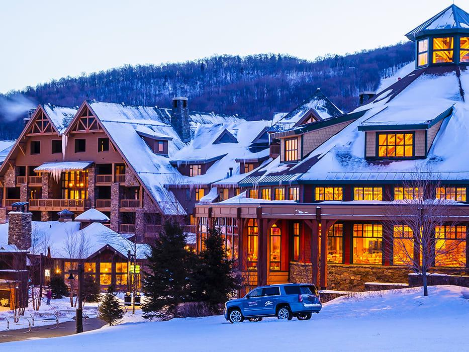 Stowe, Vermont é provavelmente um dos lugares mais simpáticos da Nova Inglaterra (Foto: Flickr)