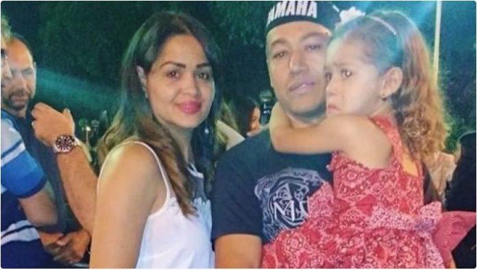 Gilberto Santiago tinha 43 anos e morava nos EUA há menos de um ano (foto: Gofundme)