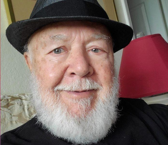 O Papai Noel do sul da Flórida, Francisco Rodrigues, 86 (Foto: Facebook)