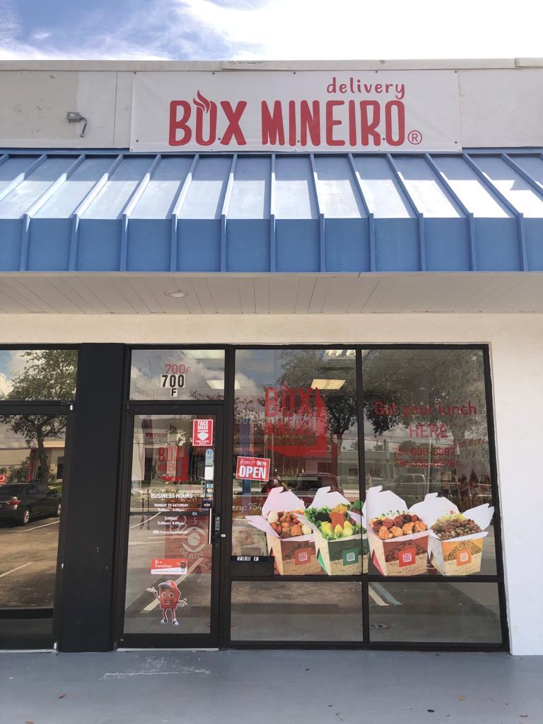 Fachada da loja localizada em Deerfield Beach, na Flórida (Foto: Divulgação)