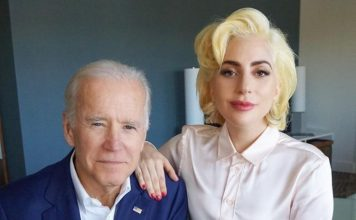 Presidente eleito Joe Biden e Lady Gaga (Foto: Flickr)