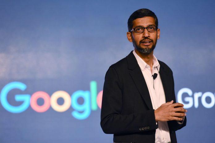 O CEO do Google, Sundar Pichai, da Índia ( foto: flickr)