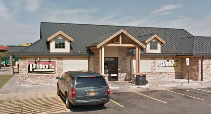 Pilot Travel Centre, em Union Township, condado de Hunterdon , New Jersey (foto: reprodução)