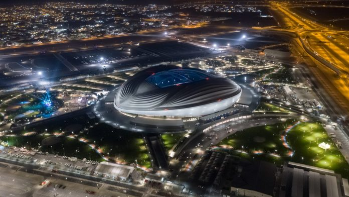 FIFA World Cup 2022 - Al Janoub Stadium na cidade Al Wakrah (Foto: FIFA)