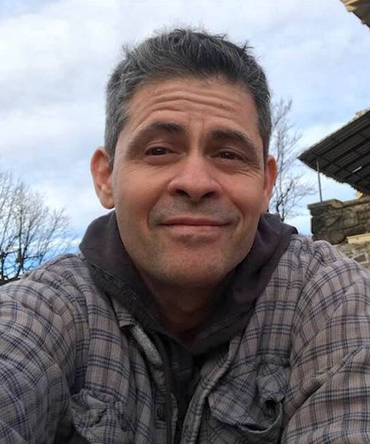 Jeferson Zeferino acredita que as eleições foram fraudadas e que os democratas aprenderam com líderes comunistas da América Latina (Foto: Arquivo pessoal)
