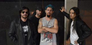 Banda de rock Insanidade (Foto: Lucas Tamandaré/Arquivo pessoal)