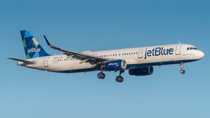 Airbus A320 da JetBlue (Foto: flickr)