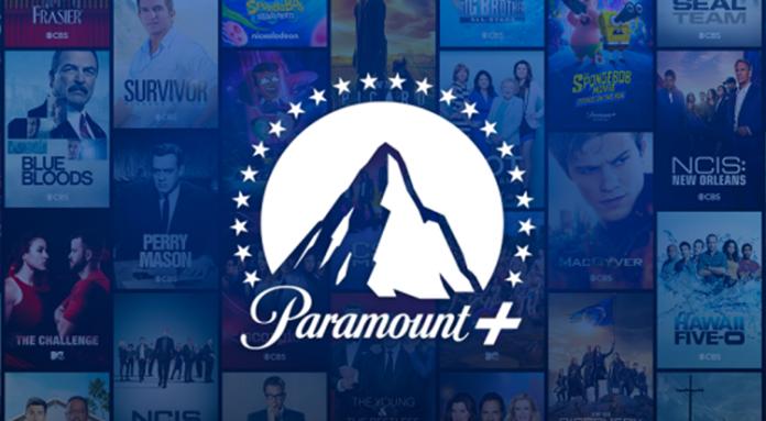 O catálogo inclui títulos de marcas como Paramount, Showtime, CBS, Nickelodeon, MTV e Comedy Central