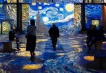 Exposição já percorreu vários países do mundo (foto: Van Gogh Miami)