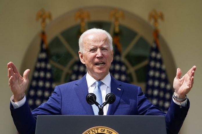 O presidente deixou claro que forçar uma legislação por meio do bloqueio da oposição republicana não é viável no momento (Foto: REUTERS/Kevin Lamarque)