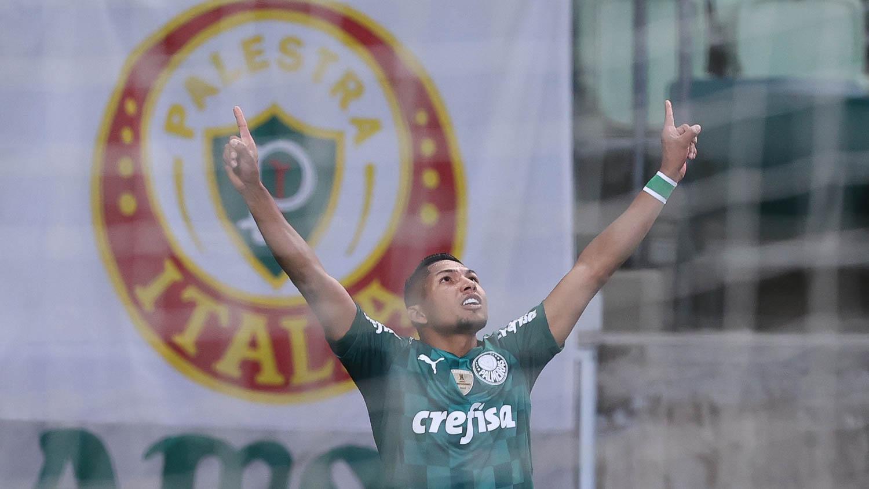 Rony vem se transformando na arma mais poderosa do ataque do Verdão (Foto: Cesar Greco/Palmeiras)