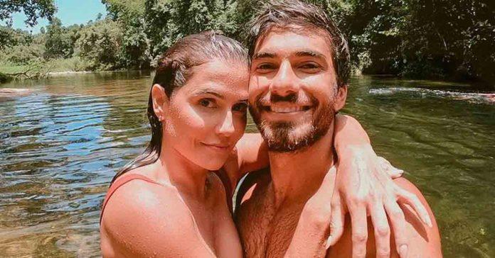 Deborah Secco e Hugo Moura (foto: Divulgação)
