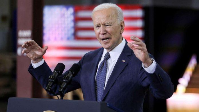 A proposta de Biden tem como objetivo colocar o setor corporativo dos EUA como financiador de projetos (Foto: ABC News)