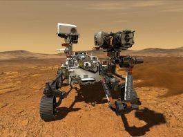 A extração de oxigênio foi feita na terça-feira (20) por um dispositivo experimental a bordo do Perseverance (Foto: Nasa/JPL Caltech)