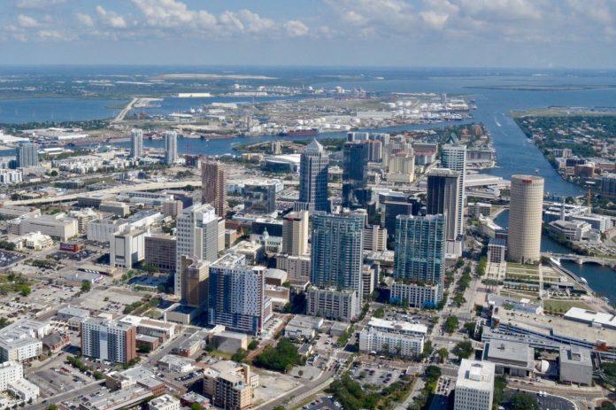 Tampa é a primeira colocada do ranking (foto: Wikimedia)