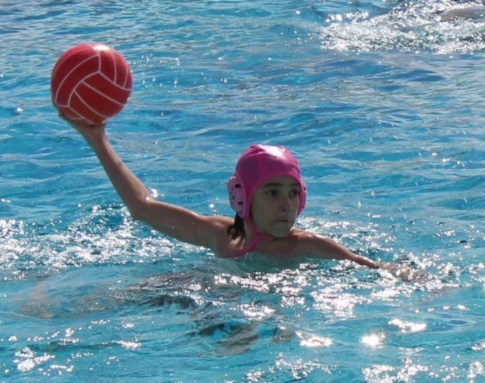 Bruno Beznos é destaque do time de polo aquático (Foto: Arquivo pessoal)