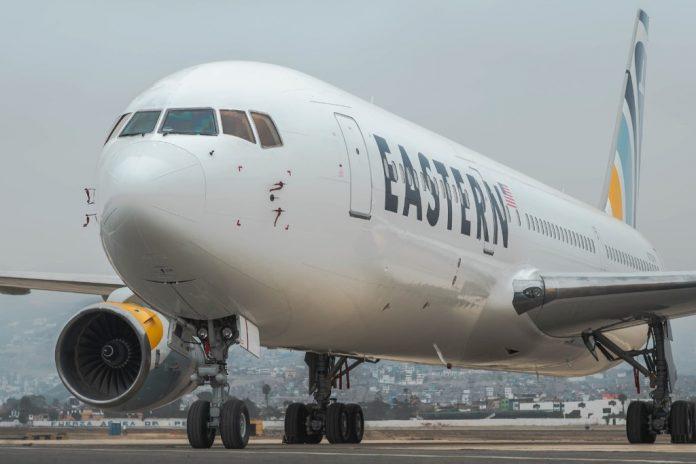 Companhia aérea de baixo custo terá tarifas a partir de $480 (foto: Easter Airlines)