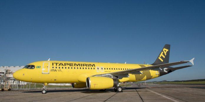 Itapemirim pretende contar com 20 aeronaves até o final deste ano para atender os 35 destinos previstos (Foto: Divulgação)