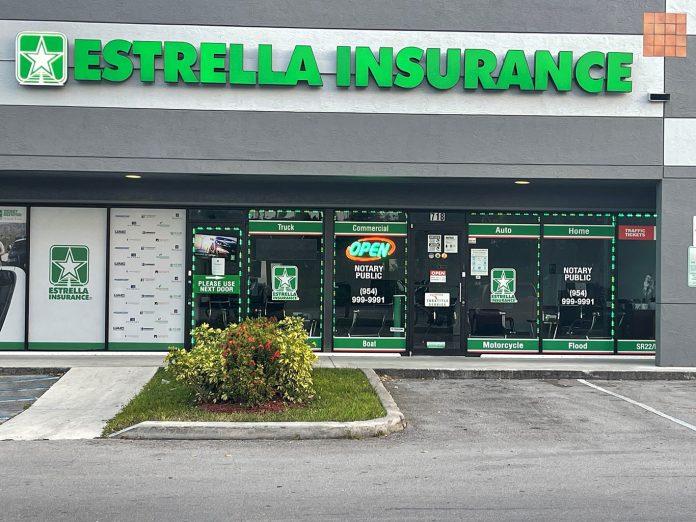 Loja da Estrela Insurance no Mall do Brazilian Depot (Foto: Divulgação)