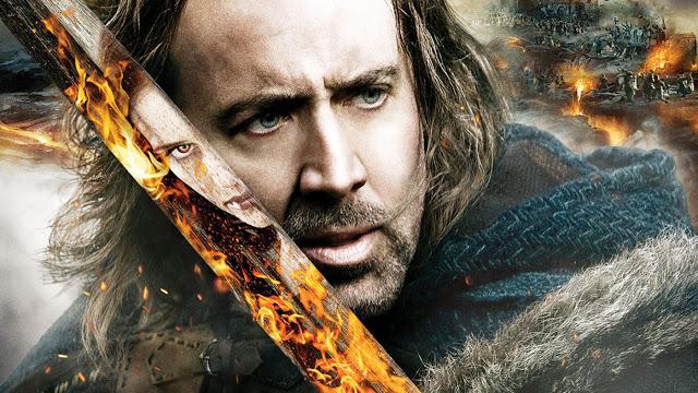 """Nicholas Cage é o astro de """"Caça às Bruxas"""" (Foto: Divulgação)"""