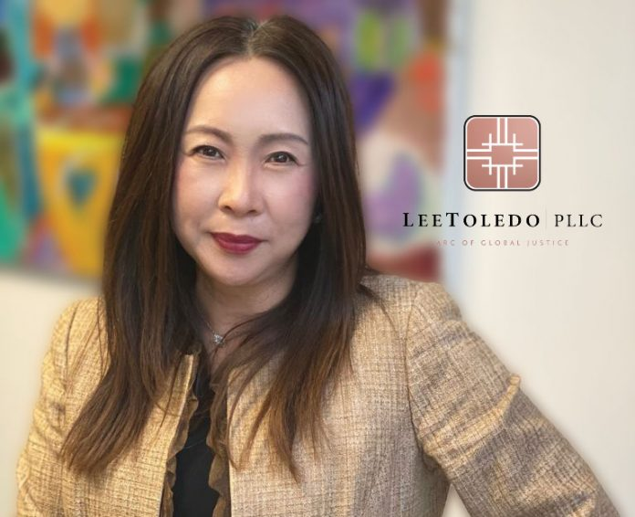 Advogada Y. Kris Lee (Foto: Divulgação)