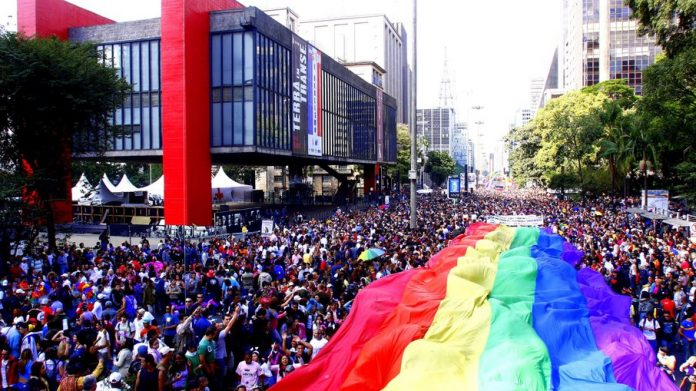 Parada do Orgulho LGBT de 2021 acontece no próximo dia 6 (Foto: Reprodução)