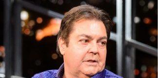 Mal-estar de Fausto Silva acelerou o processo de desligamento do apresentador (Foto: TV Globo)