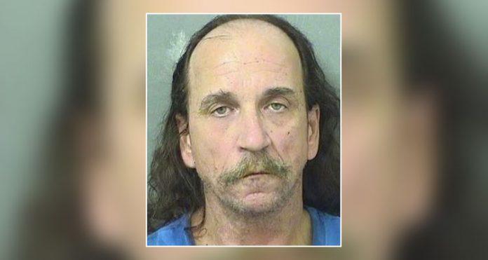 Anthony Allen Cesany está preso (Foto: Divulgação)