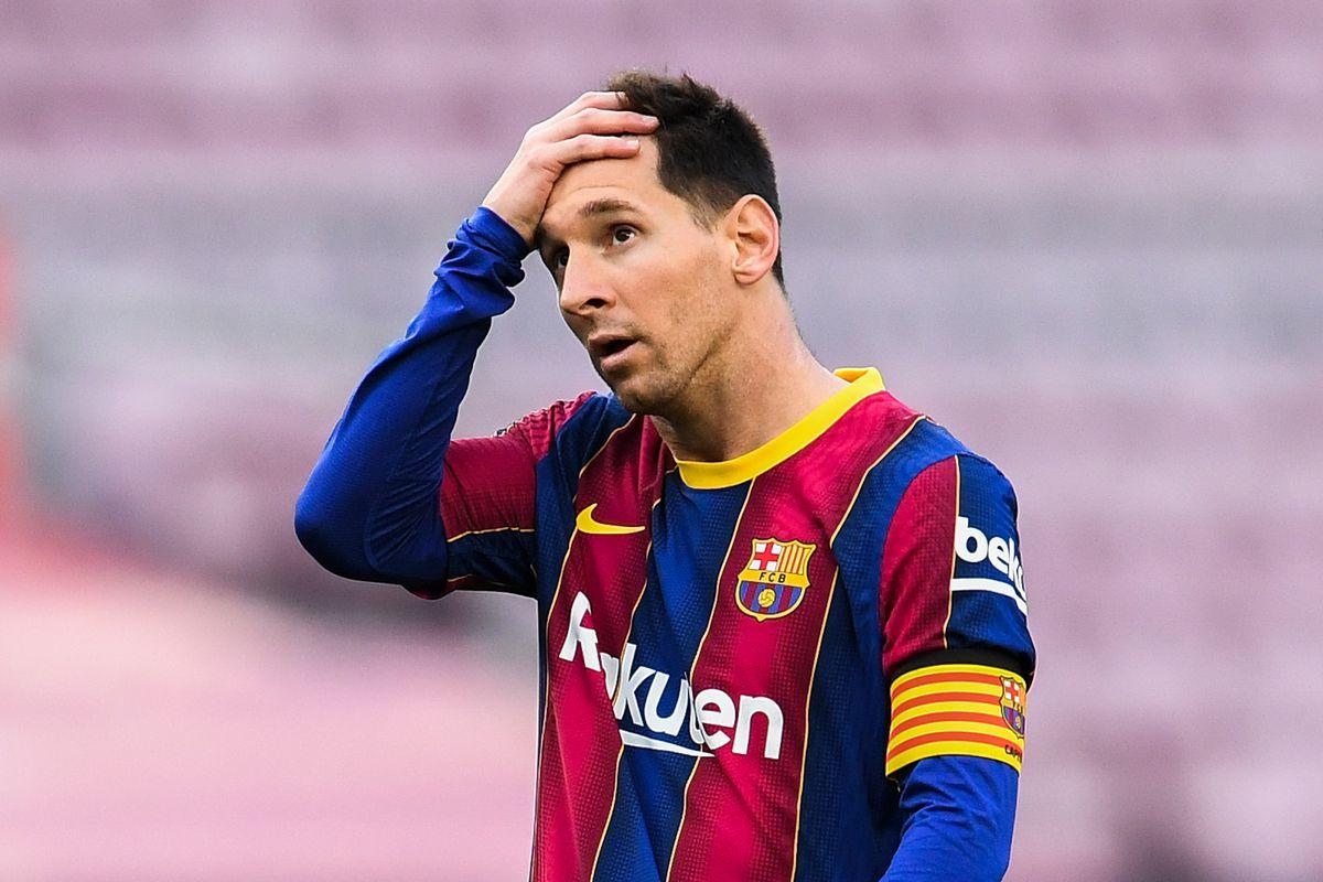 O craque pode ir para o Manchester City, clube do técnico Pep Guardiola, ou para o PSG, onde faria dupla de ataque com Neymar (Foto: barcablaugranes.com)