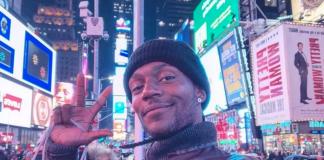 Anderson Sodre morava nos EUA desde 2018 (foto: Arquivo Pessoal)