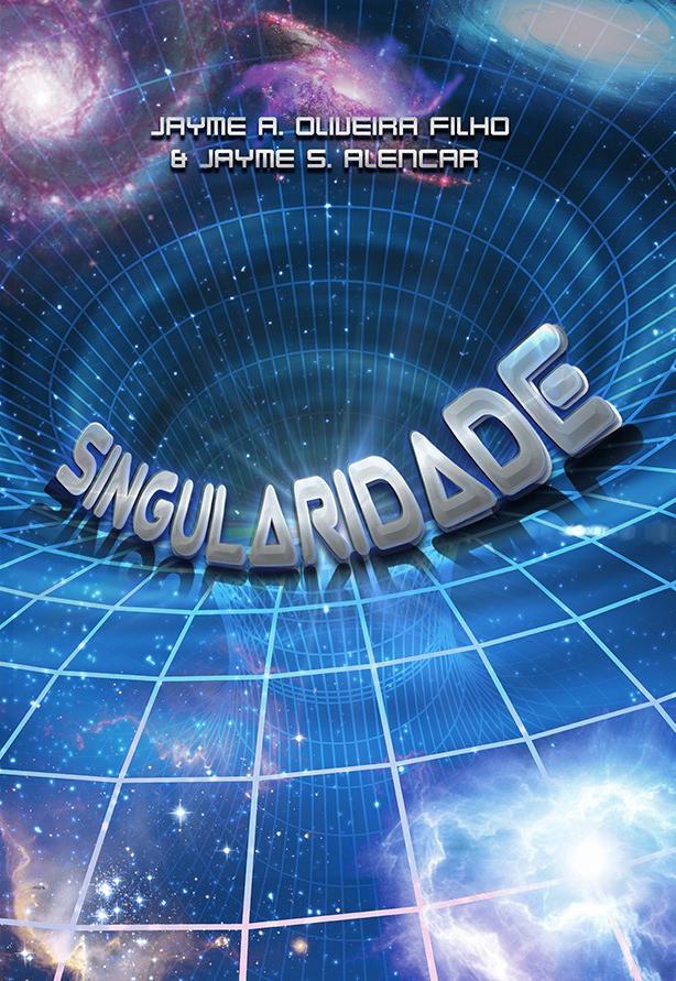 Capa do livro Singularidade