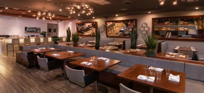 O Kabooki Sushi de Sand Lake é um ods restaurantes incluídos no Visit Orlando's Magical Dining (Foto: Divulgação)