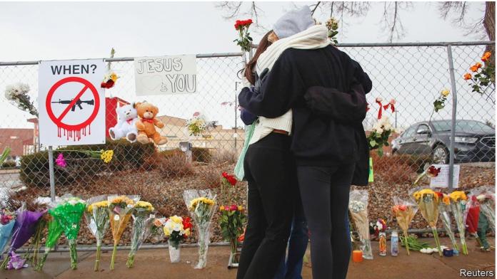 Pico de assassinatos aconteceu em praticamente toda as grandes cidades americanas (foto: Reuters)