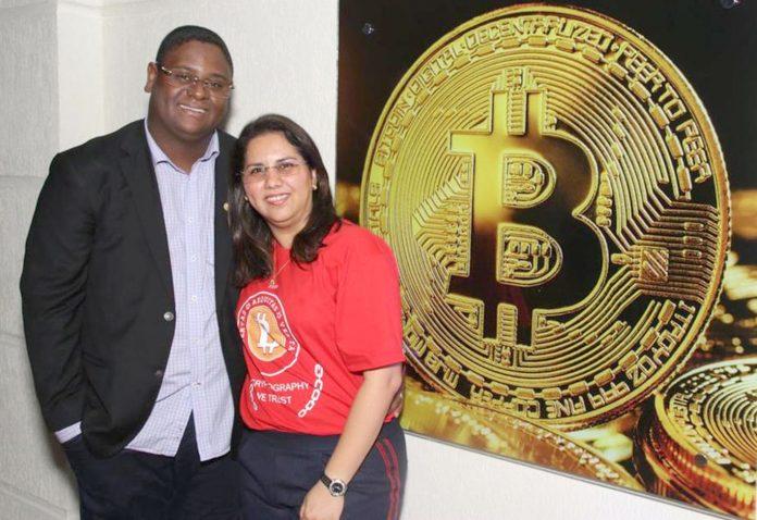 Glaidson Santos e Mirelis Zerpa são investigados pela PF por sonegação fiscal e fraude ao sistema financeiro (Foto: Reprodução)