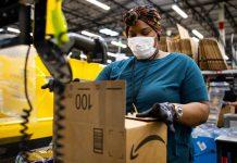 Vagas em aberta são para diferentes cargos (foto: Amazon)