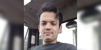 Brasileiro de 30 anos morreu em acidente de trabalho (Foto Reprodução Facebook)