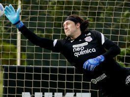 O goleiro Cassio está em boa fase no Corinthians, assim como o time (Foto: Rodrigo Coca/Corinthians)
