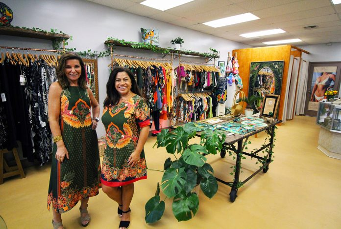 Denise Metzler e Marione Pinheiro, sócias da Sand Brazil Brands and Vibes