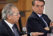 Após Guedes admitir 'licença' para gastar, Bolsonaro nega que Auxílio Brasil vai furar teto (Foto: Marcos Corrêa/PR)