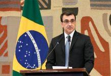 Ministro das Relações Exteriores do Brasil, Carlos França