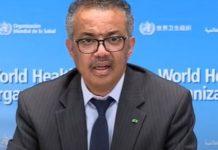 Plano mundial da OMS prevê combate à pandemia (Foto: Divulgação)
